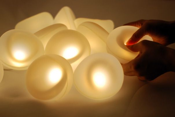 D Light Bubbles Led Squeezable Lights By Diana Lin Likes