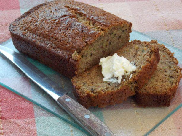 Chelle S Zucchini Bread Recipe In 2019 Zucchini Bread