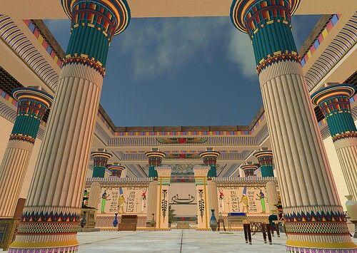 3D Egypt.