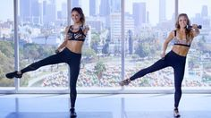 Total Body Tone Up with Katrina and Karena #toneitup #fitness #fitspo