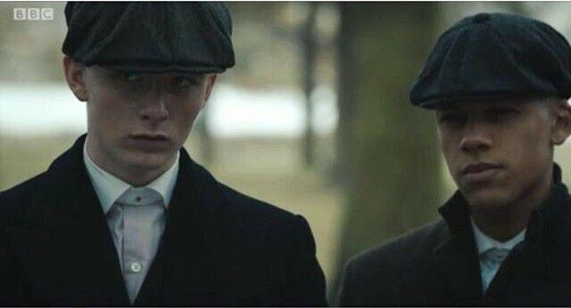 Finn Isaiah Peaky Blinders Peaky Blinders Actor Model Finn