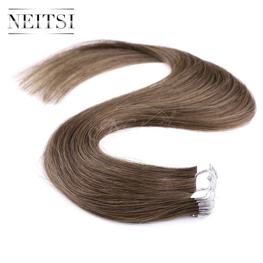 Free Shipping Buy Best Neitsi 20 Mini Tape In Human Hair Extensions