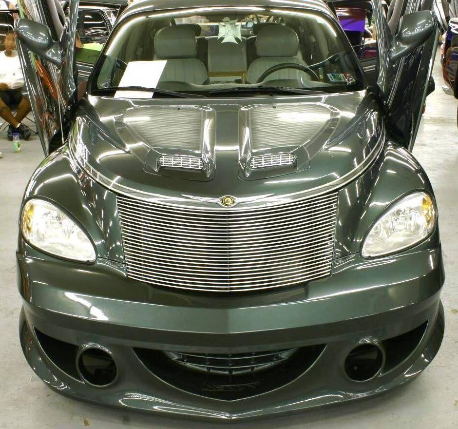 Custom 2003 Chrysler Pt Cruiser Front View Pt Cruiser Accessories Chrysler Pt Cruiser Cruiser Car