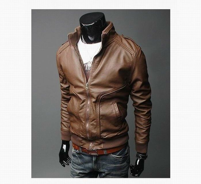 Leather jackets in winter | Jackets | Pinterest | Leather jackets ...
