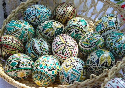 Romanian traditional easter eggs holidays easter eggs romanian traditional easter eggs negle Choice Image