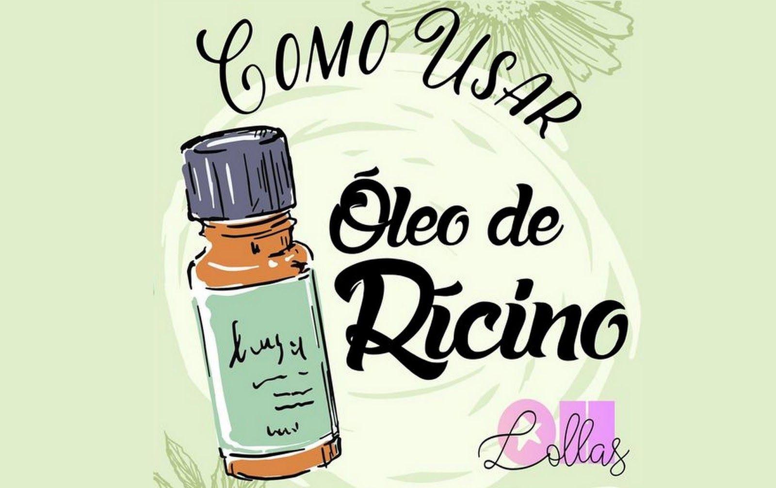 Como Usar Oleo De Ricino No Cabelo Oleo De Ricino Dicas Para