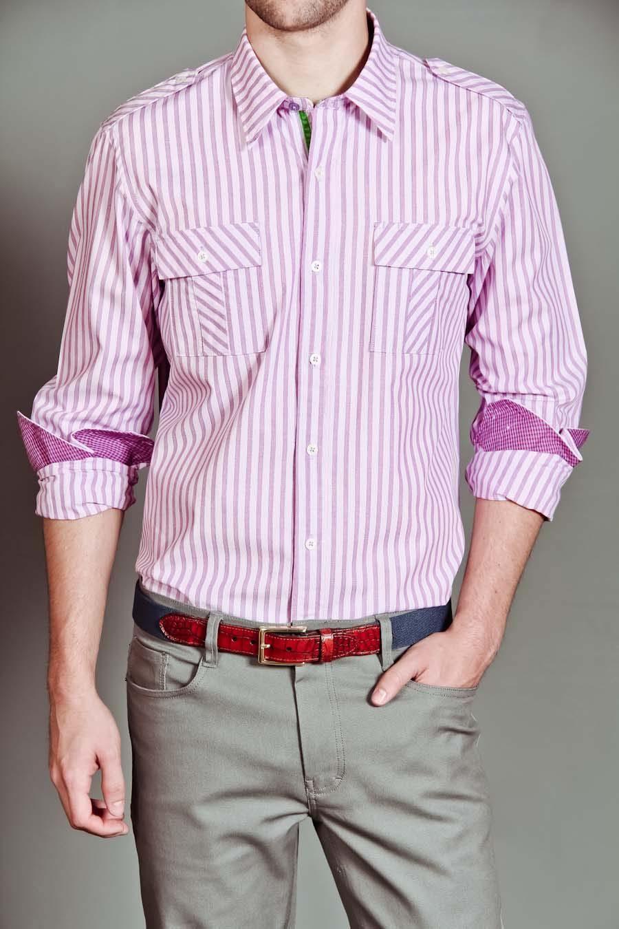 Crosby Button Shirt