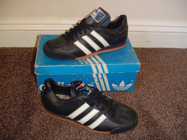 adidas originals kick trainers