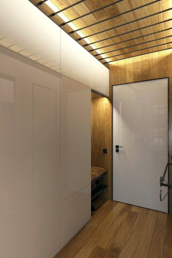 Swell Micro Home Design Super Tiny Apartment Of 18 Square Meters Download Free Architecture Designs Rallybritishbridgeorg
