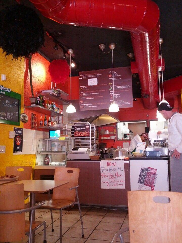 Como En Casa (565 Yonge St.) Tiny Mexican canteen serving tacos, stews, burritos & other substantial dinner plates. - Google comoencasa.ca