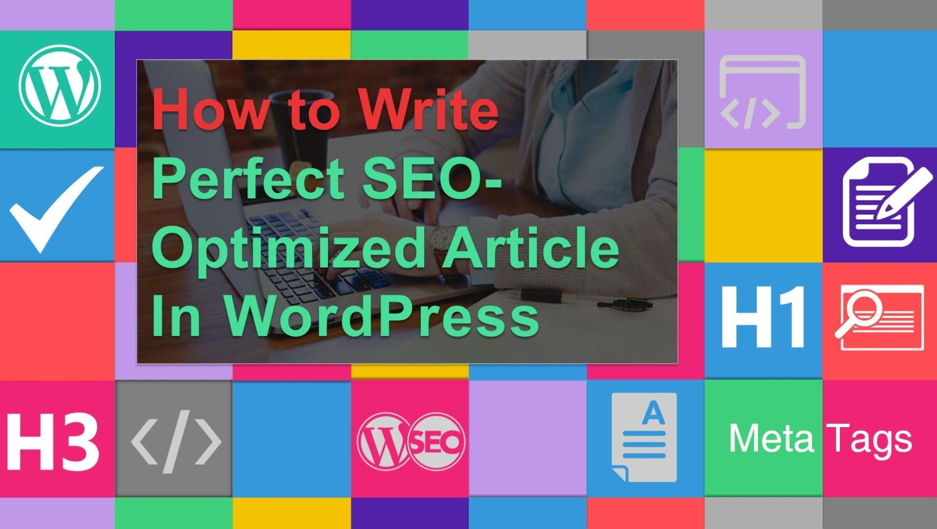Important Factors Before Writing An Article You Should Follow