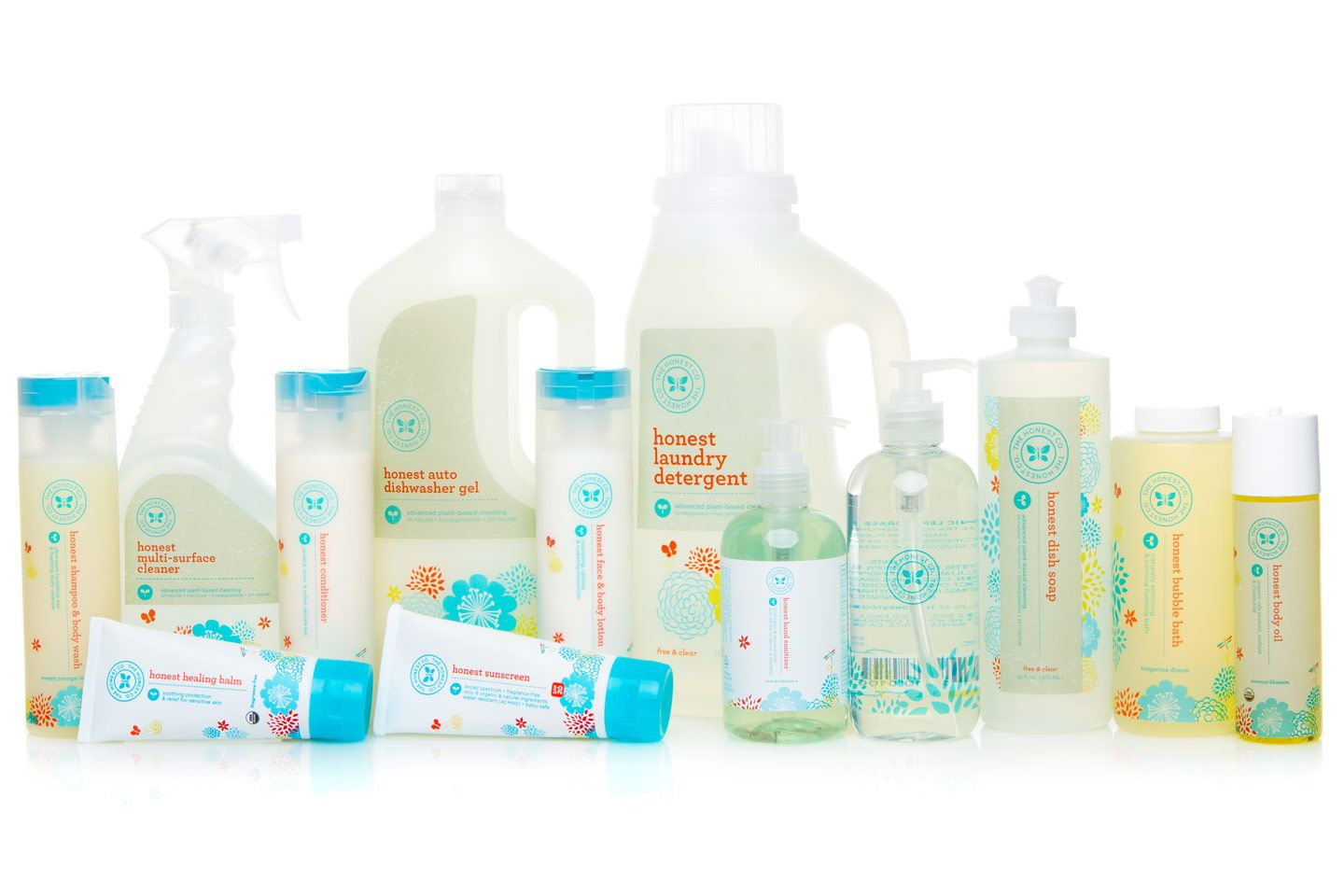 The Honest Company! .. safe and affordable!!.. i like!