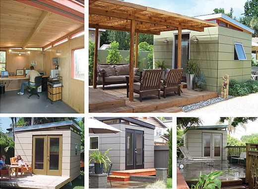 Prefab Shed Kits and Modern Shed Designs Modern Outdoors