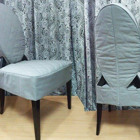Чехлы на стулья и любую мягкую мебель вы можете заказать в ...