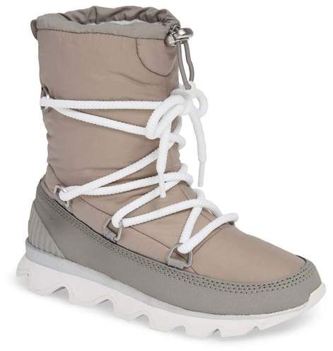 Sorel Kinetic Waterproof Insulated Winter Boot Boots Sorel Snow Boots Moon Boots