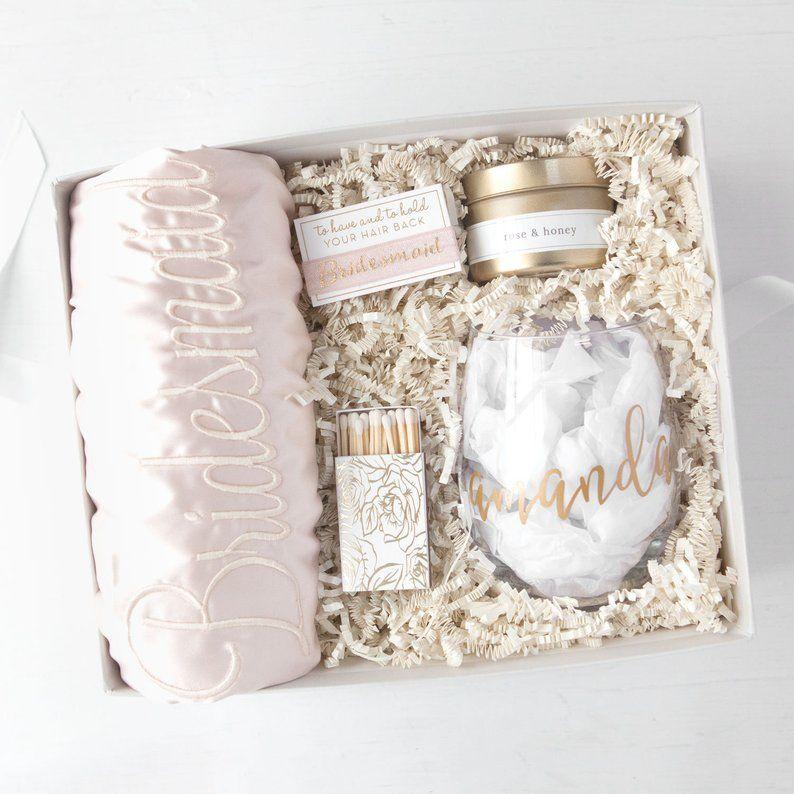 Bridesmaid Gift Set Bridesmaid Proposal Gifts Maid Of
