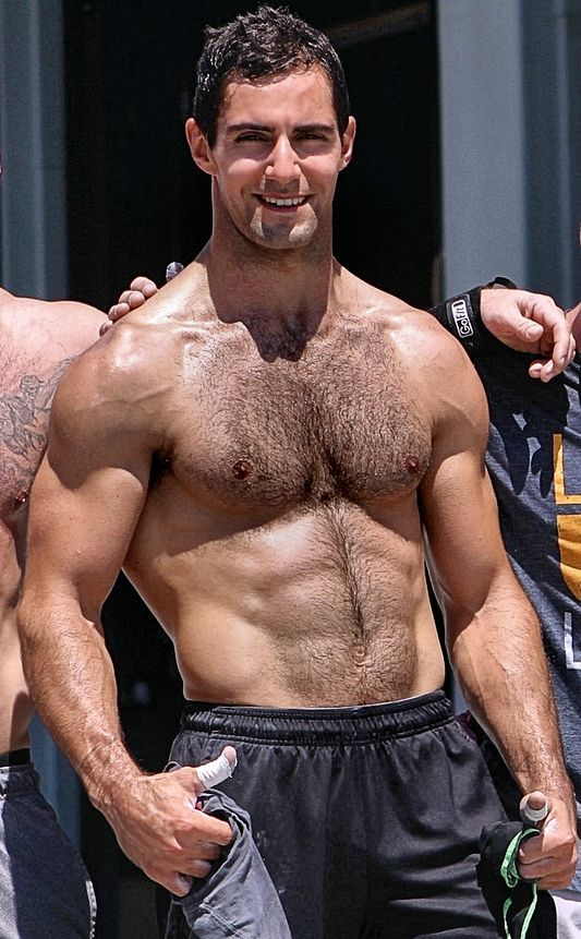 Hot hairy men tumblr