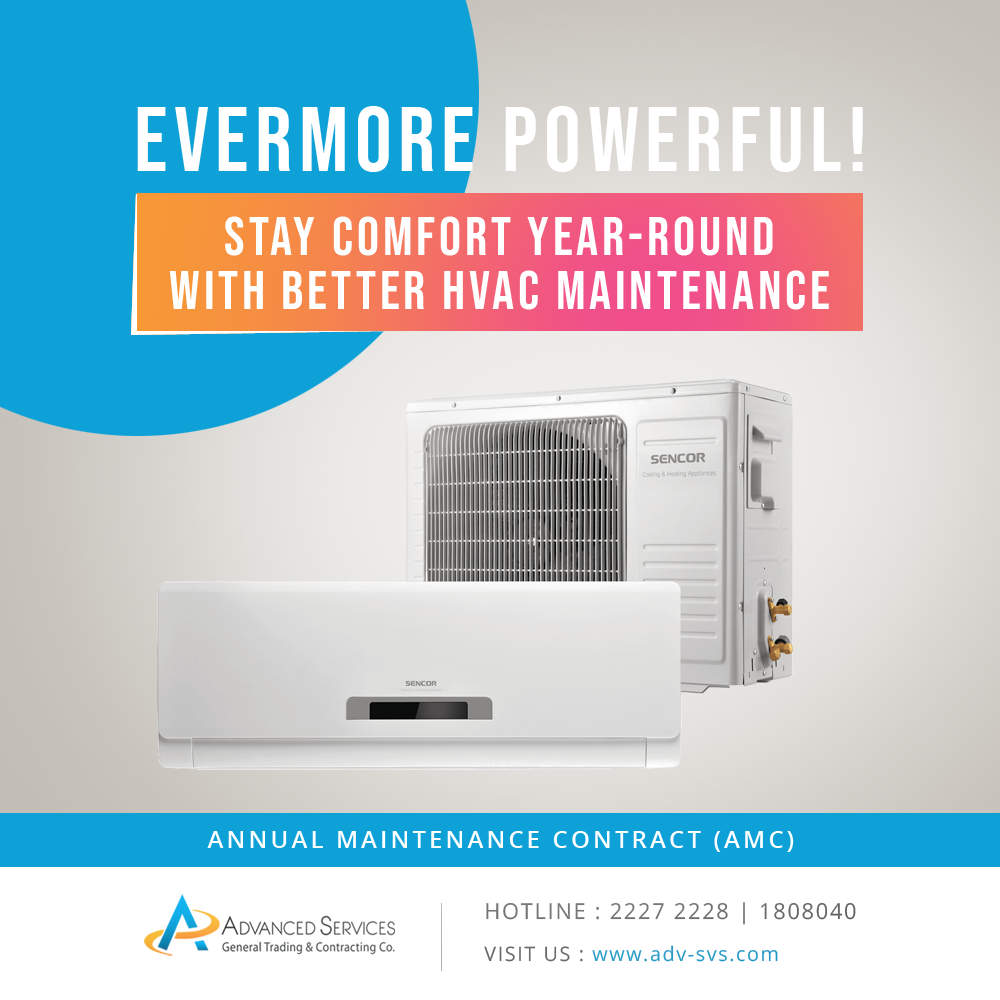 Hvac Air Conditioning Maintenance And Services Kuwait Hvac Air