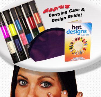 hot design nail art pen emsilog - Hot Designs Nail Art Ideas