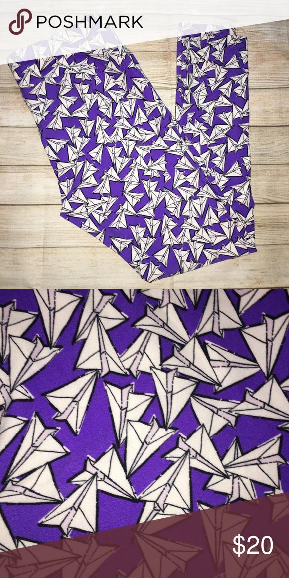 Paper Airplane Pants