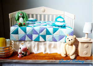 baby cot package