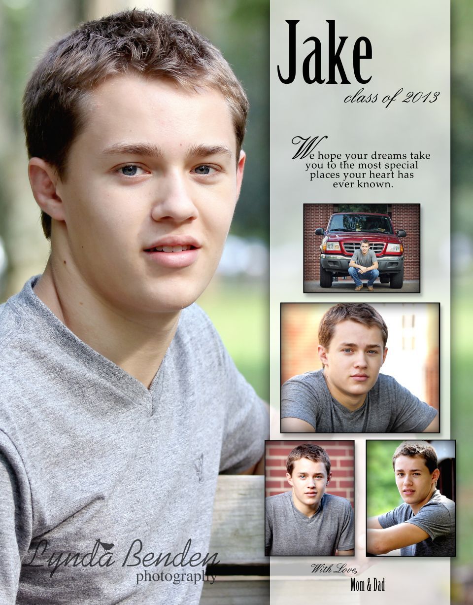 Senior yearbook ad | Yearbook Design Graduates Pages and Covers ...