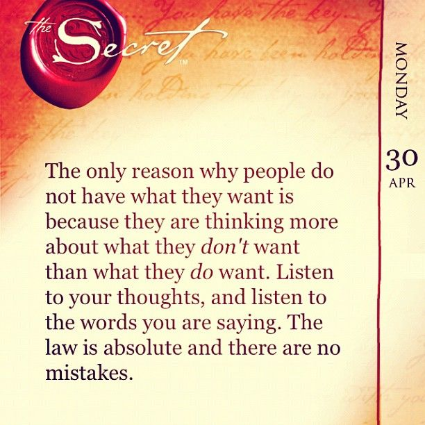 #thesecret  shhh!!!  | Secret quotes, Secret law of ...