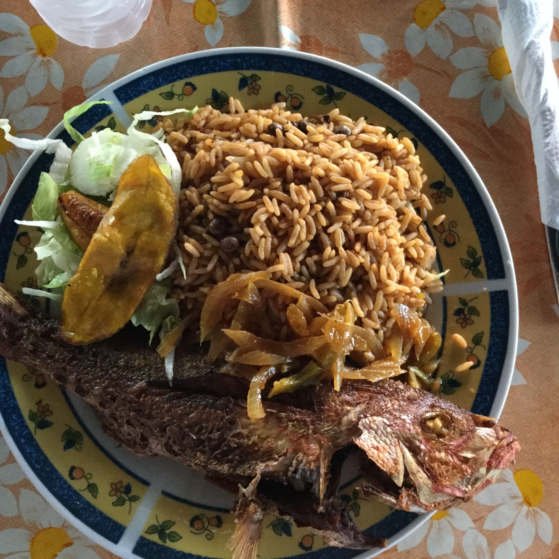 Curaçao local yummy dish