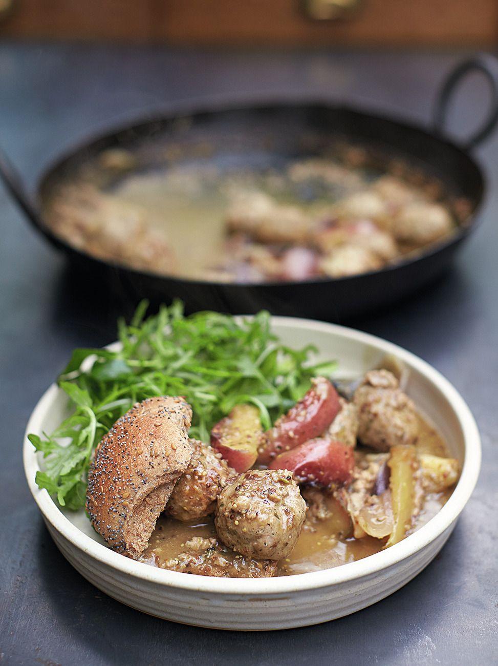 Pork Meatballs | Jamie Oliver | Family Super Food