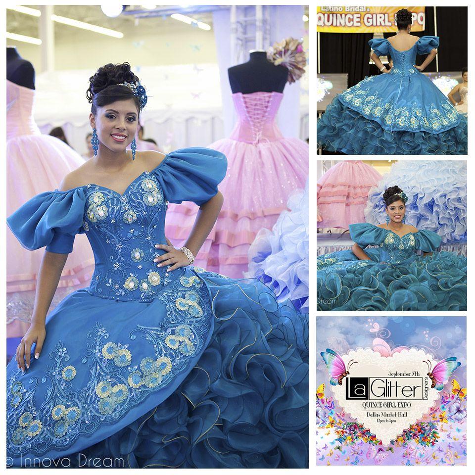 2014 la glitter quinceanera dresses | quíncєαñєrα | Pinterest | Prom ...