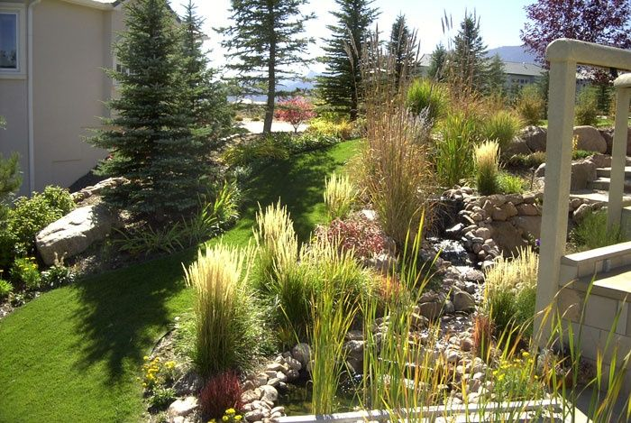 Garden Ideas Colorado decorate your hills in your yard for a standout landscape in