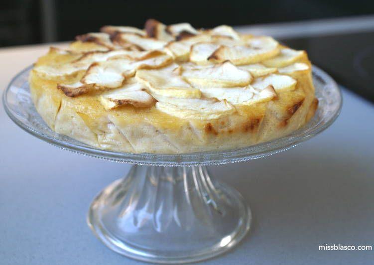 Tarta De Manzana Sin Harina Y Sin Azúcar Receta De Francesca Missblasco Recipe Food Desserts Dulce