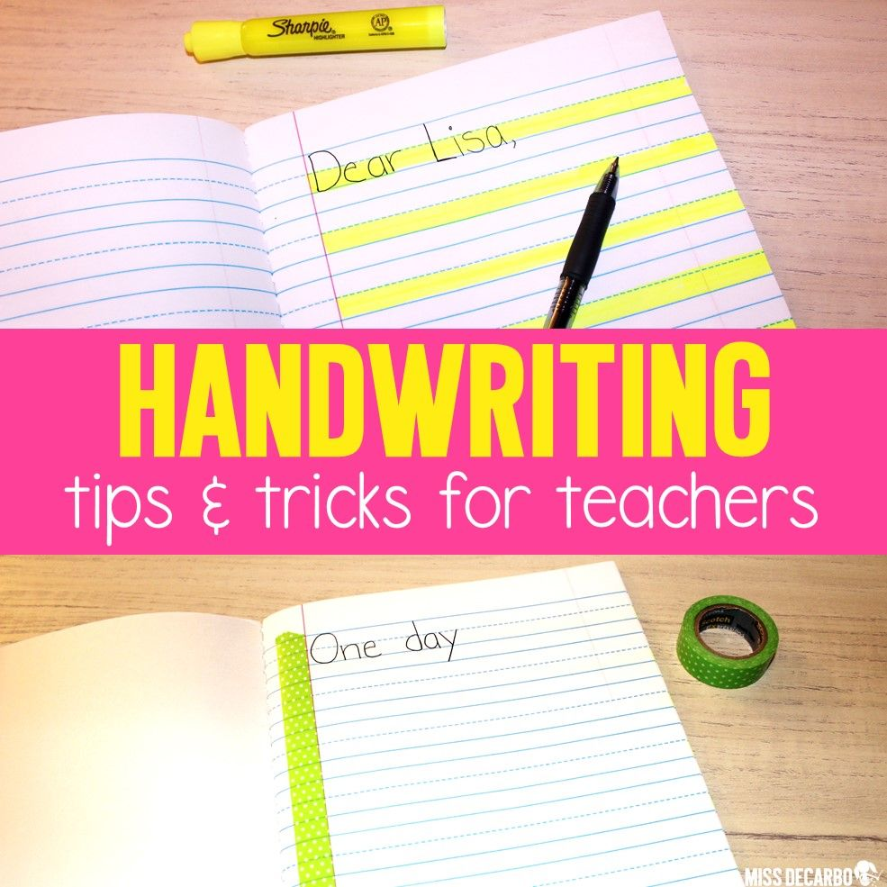 Let's talk about HANDWRITING today! Over the years, I've realized that handwriting instruction can vary widely from district to district. It can even vary from school to school and from teacher to teacher. With all of the technology in today's world, such as the convenient use of keyboards and speech-to-text programs for students, handwriting can …