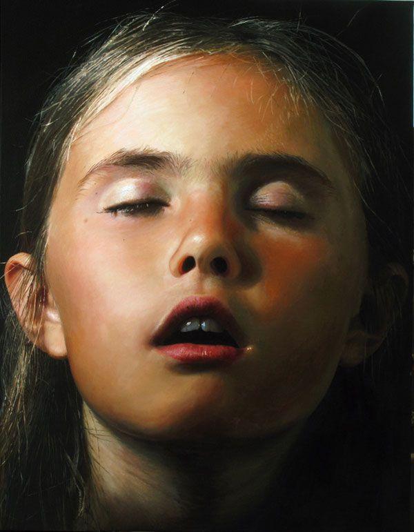 Faces: Paintings by Jan Esmann