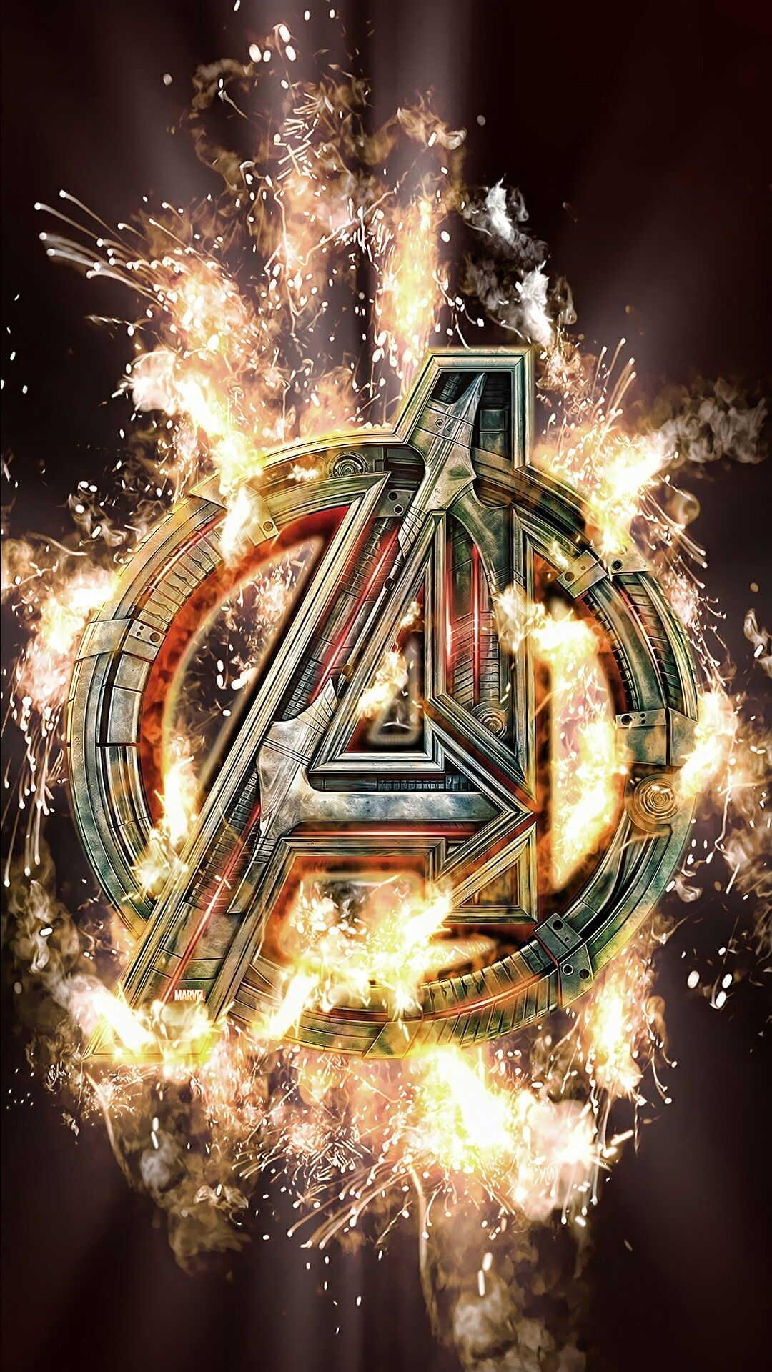 Avengers Wallpaper | Heroes & Villains (RANDOM) | Avengers wallpaper, Marvel, Marvel wallpaper