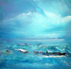 Tanz der Wellen von Roslyn Börner