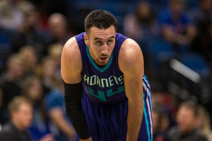 Charlotte Hornets Exercise Third-Year Option on Frank Kaminsky's Contract