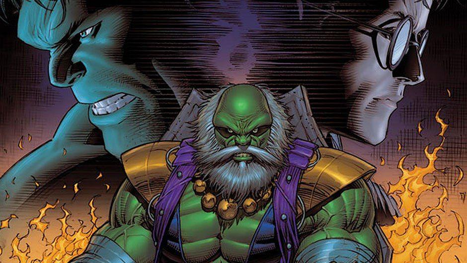 "Post ""SECRET WARS (2015): FUTURO IMPERFECTO"". => http://bit.ly/2aQP8zU #Hulk"