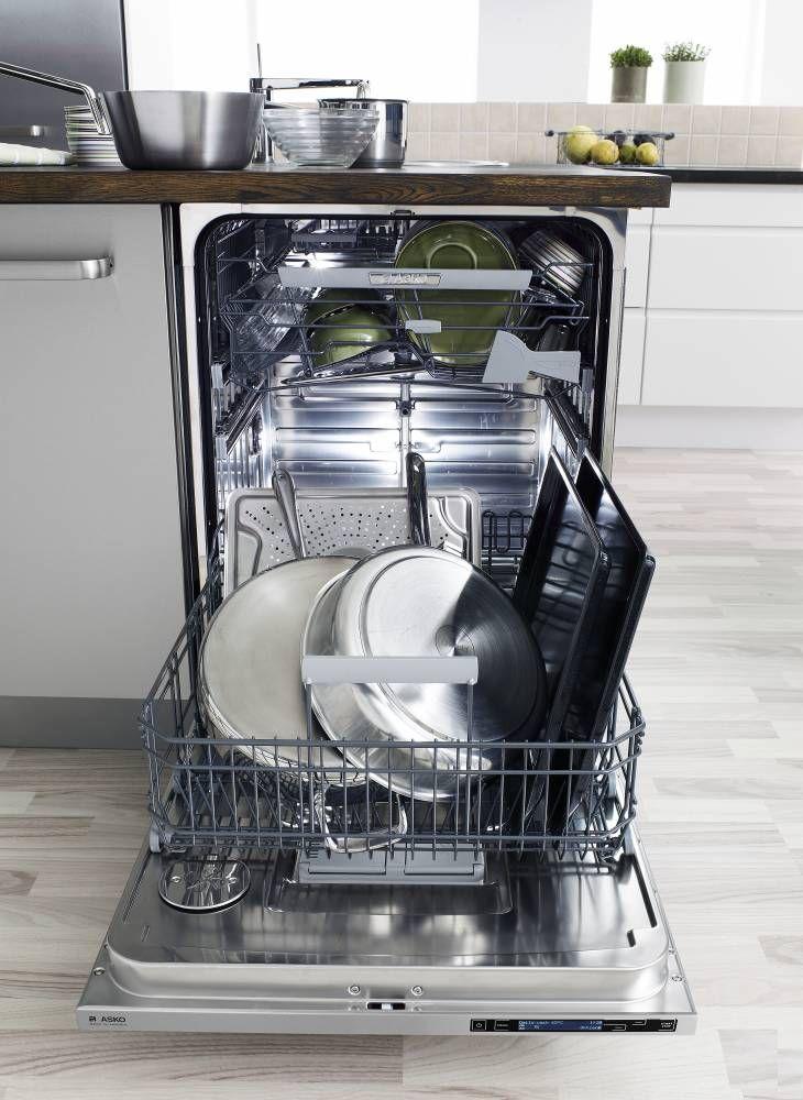 Panel Ready Dishwashers Asko Appliances Usa Dishwasher Fitting