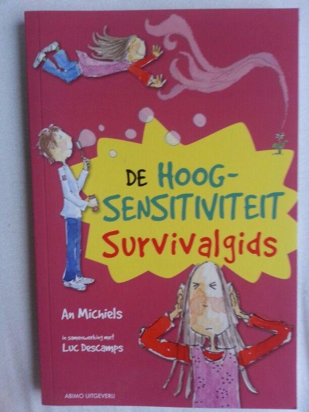 Boek voor kinderen.  Geschreven voor kinderen om zelf te lezen en zichzelf te kunnen helpen.