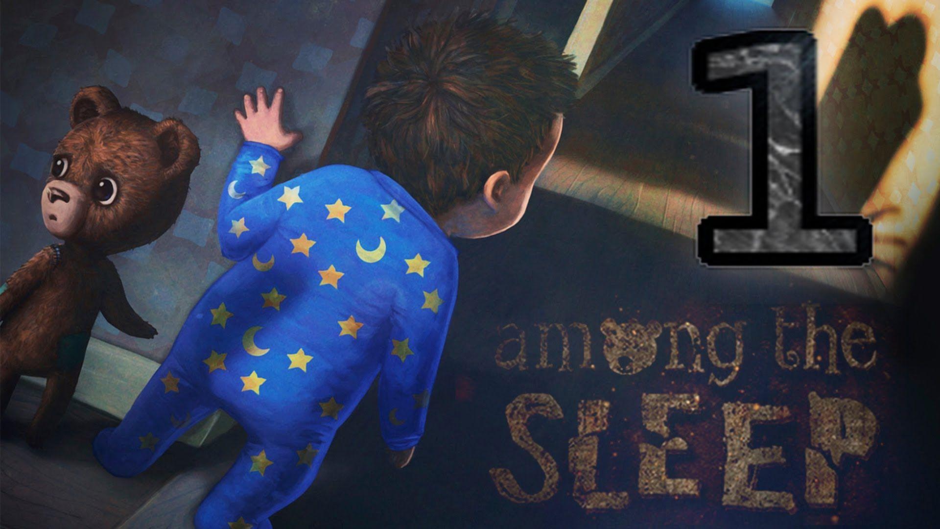 Creepy Bear Among the Sleep Part 1 LIKE COMMENT AND