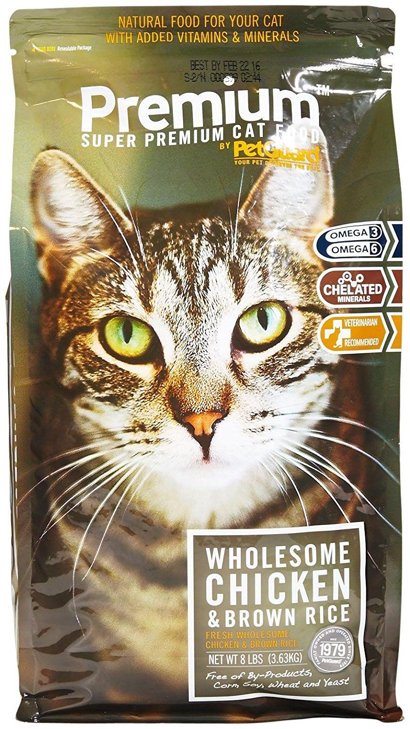Petguard Premium Dry Cat And Kitten Fresh Chicken 8lb Check Out This Great Image Cat Food Cats And Kittens Cats Fresh Chicken