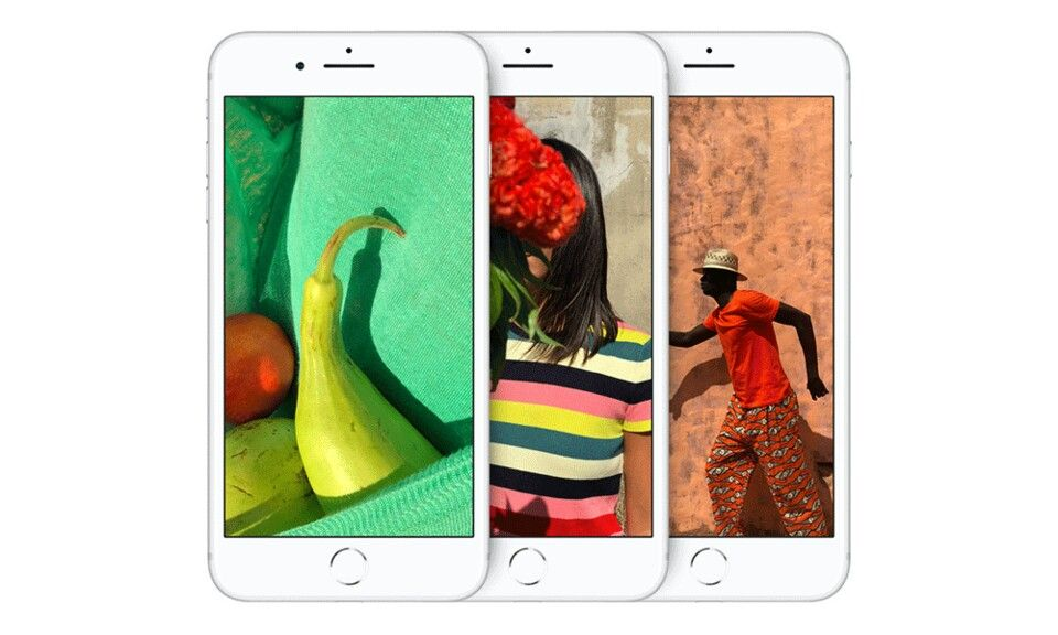 Image result for iphone 8 plus Retina HD displaY
