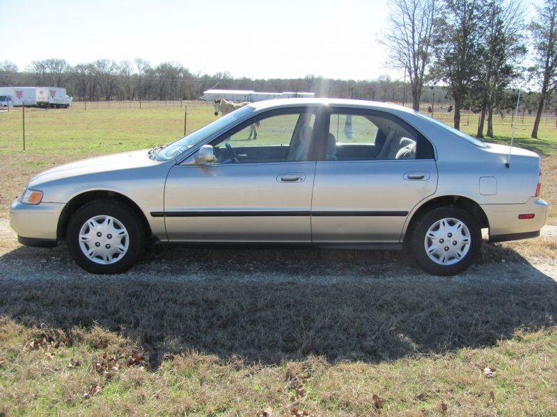 Used 1995 Honda Accord Low Mileage Honda Accord Sell Car Honda