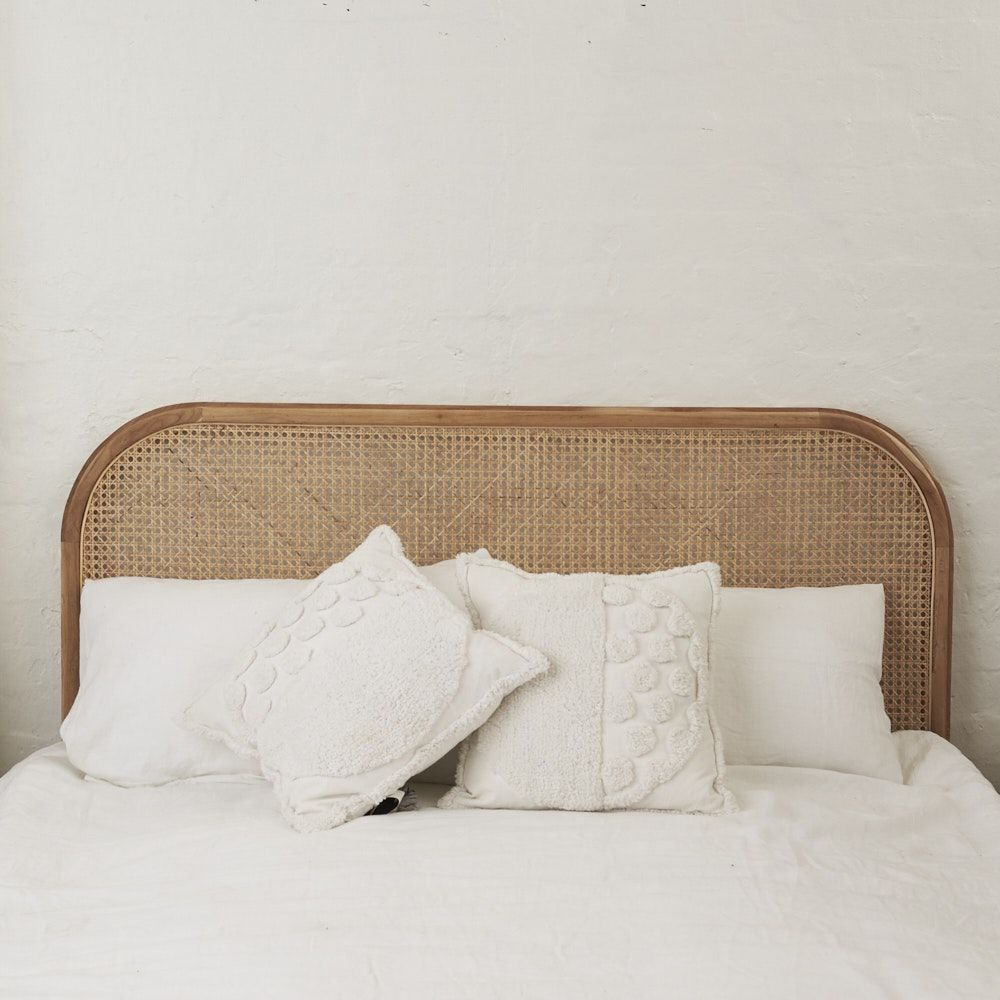 *Kaja Rattan Bed Head - Custom Made | Bed Heads for sale in Saint Peters