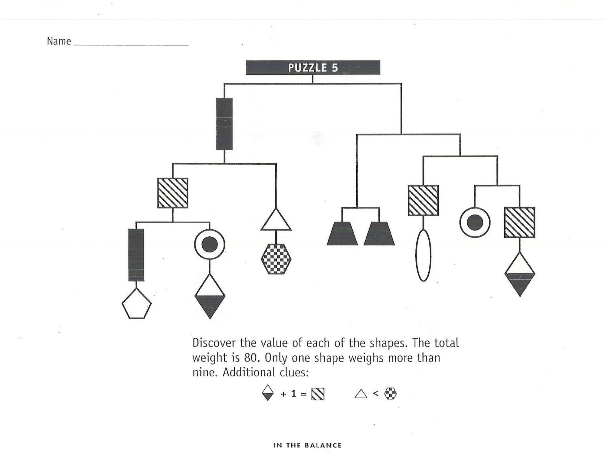 Balancing Equations Print Go Worksheets For Extra Practice And