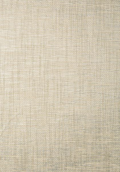 Stablewood Grasscloth Wallpaper In Metallic Silver From