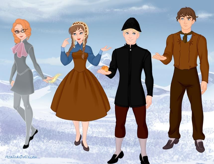 Snow-Queen-Bedknobs and Broomsticks by autumnrose83 on DeviantArt