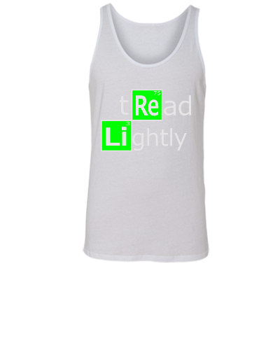 tread lightly - Unisex Tank