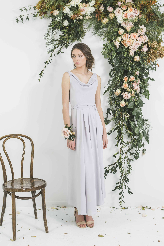 Opulent dreamer bridesmaid collection by victor bridesmaid shop